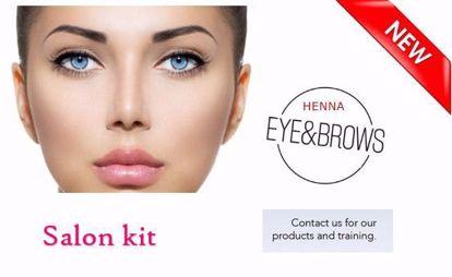 Afbeeldingen van Startkit  Henna Lash & brows !