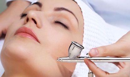Afbeeldingen van Micro mesotherapie / Oxygen Power facial of Hydrafacial