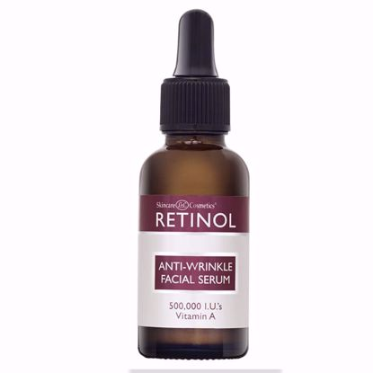 Afbeeldingen van RETINOL ANTI-WRINKLE FACIAL SERUM 30 ML