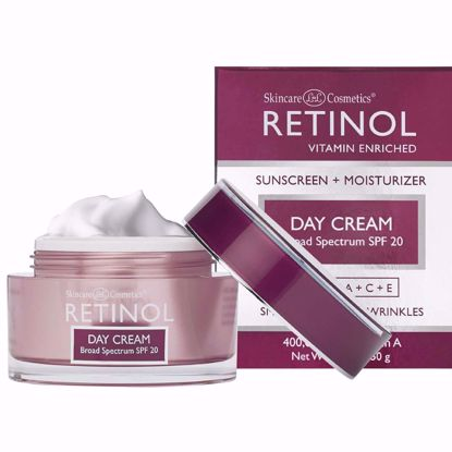 Afbeeldingen van RETINOL  DAY CREAM WITH SPF 20  (48 G)