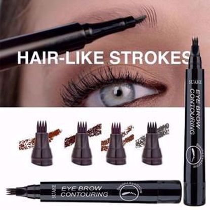 Afbeeldingen van Microblading Eyebrow Tattoo Pen Waterproof