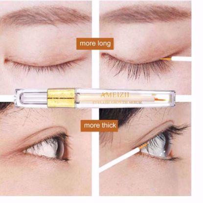Afbeeldingen van Eyelash serum voor mooi wimpers en wenkbrauwen. 3ml.